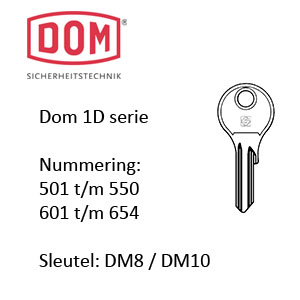 Dom 1D serie