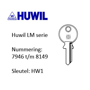 Huwil LM serie