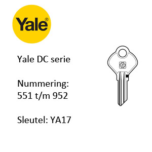 Yale DC serie