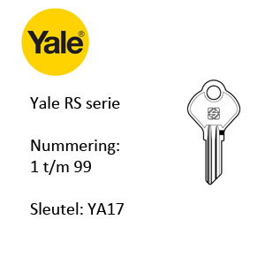 Yale RS serie